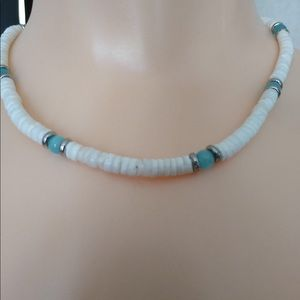 Beach Necklace Wear